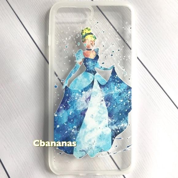 cinderella iphone 8 plus case