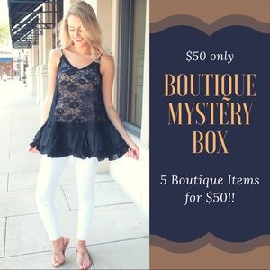 Boutique Mystery Box!