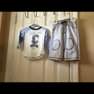 First Impressions Other - Cute Baby boy pant set