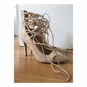 Zigi Soho Shoes - Zigi Soho lace-up high heels 🎀