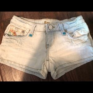 Jean shorts size 1