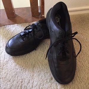 Rockport Shoes - Rockport black tennis shoes