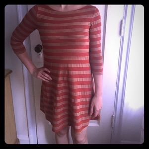 Super cute boat neck dress from Urban Outfitters