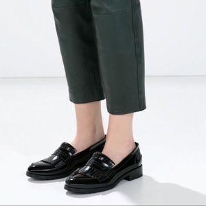 Zara Shoes - Zara Loafers NEVER WORN