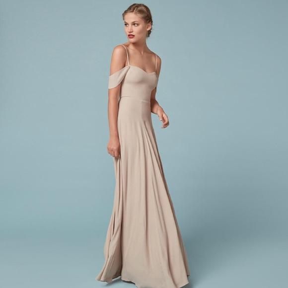2f49cf9d9e Reformation poppy dress