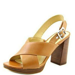 Marc Fisher Shoes - 🆕Marc Fisher Cross-Band Platform Sandals
