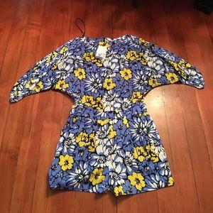 Diane von Furstenberg Dresses & Skirts - DVF romper-NWT!