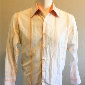 Roar Other - ROAR Men's Button Down Buckle Dress Shirt