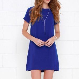 Lulu Dresses & Skirts - Royal Blue Dress