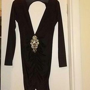 Dresses & Skirts - Black club dress