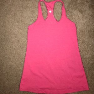Lululemon Cool Razorback Top