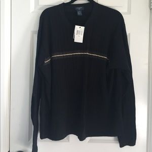 Dockers Other - NWT Dockers large black sweater