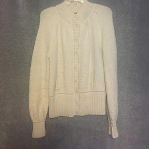 Moda International Sweaters - MODA International Cream Sweater