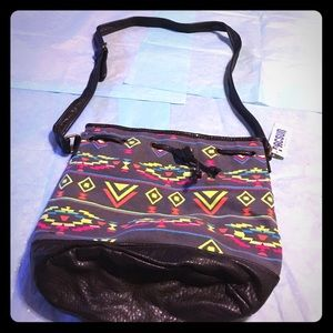 Black Poppy Handbags - Black Poppy Bag/purse
