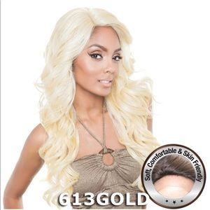 Isis Accessories - Isis Red Carpet Cotton Lace Front Wig