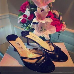 Jimmy Choo Shoes - Jimmy Choo Black Patent
