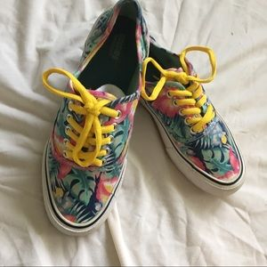 Mossimo Supply Co. Shoes - 🆕Mossimo Floral Print Sneakers