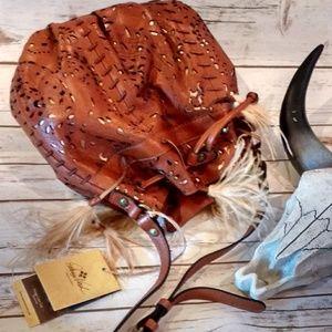 Patricia Nash Handbags - Patricia Nash Laser Cut Lace leather purse