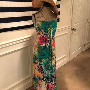 Boohoo Dresses & Skirts - Beautiful soft floral summer sun  dress