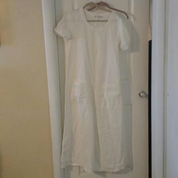 Cut Loose Dresses Linen Maxi Dress Poshmark