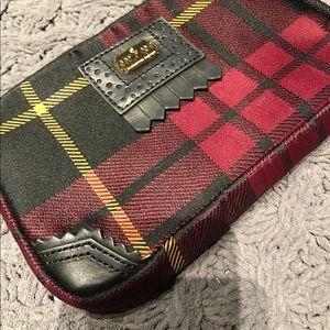 McQ Alexander McQueen Handbags - McQ 🇬🇧 Alexander McQueen Tartan Leather Detail👛