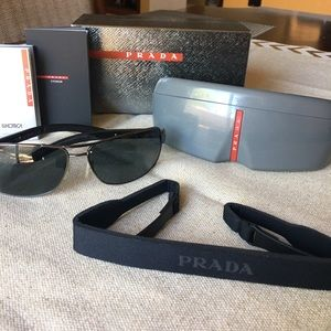 Prada Linea Rossa Other - Original PRADA Sunglasses