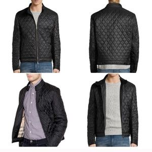 RELISTED! BURBERRY BRIT HOWSON BOMBER JACKET