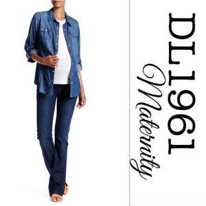 DL1961 Denim - NWT DL1961 Milano Bootcut Jean (Maternity)