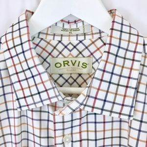 Orvis Other - Orvis Men's long Sleeve Casual Oxford Cotton Shirt