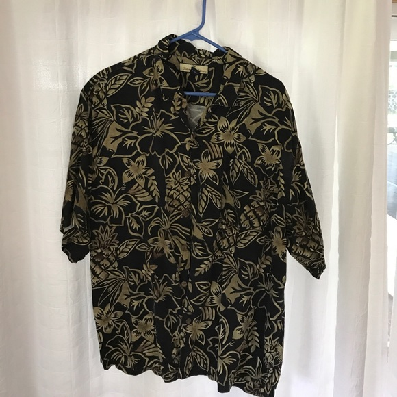76 off tommy bahama other gently used tommy bahama for Custom tommy bahama shirts