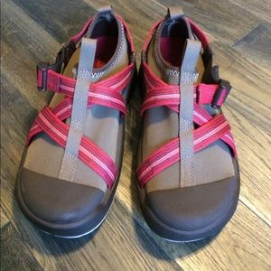 Chaco Shoes - NWOT Chaco Ponsul Bulloo Hybrid Shoe/Sandals
