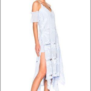 Self Portrait Dresses & Skirts - Self Portrait Georgette Dress