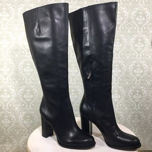 Sam Edelman wide calf boots on Poshmark