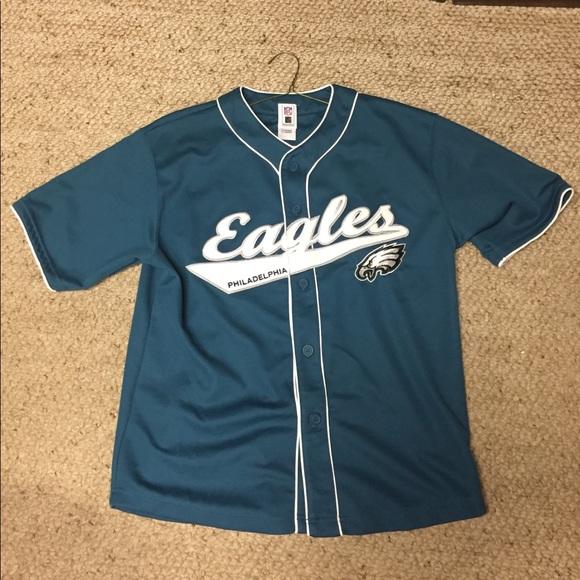 Philadelphia Eagles Baseball Philadelphia Eagles Shirt