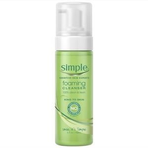 Simple Other - SIMPLE Foam Cleanser