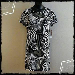 Melissa Masse Dresses & Skirts - Beautiful Abstract Print Dress