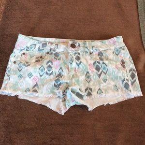 EUC AE shorty shorts