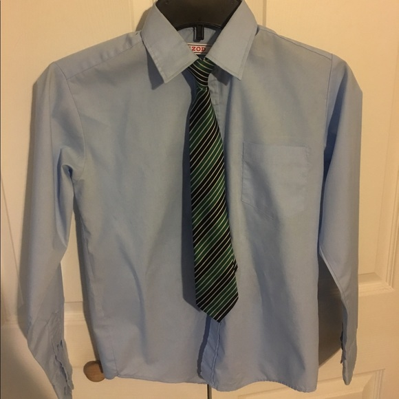 Izod Just In Boys Shirt And Tie Size 12 From Milli 39 S