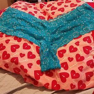 Torrid lace panties