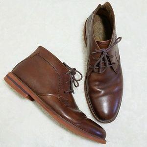 Florsheim Other - Florsheim Brown Leather Chukka Boots
