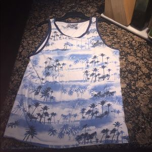 Retrofit Other - Men's palm spring tank top