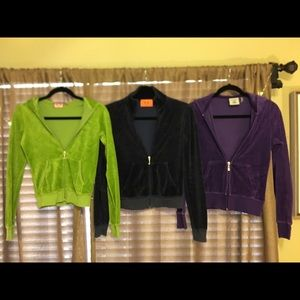Bird by Juicy Couture Jackets & Blazers - Velour jackets