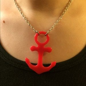vintage  Jewelry - Vintage Anchor Choker