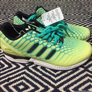 adidas Other - (New) Adidas ZX flux running shoes