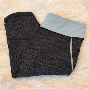 lululemon athletica Pants - Cropped yoga leggings