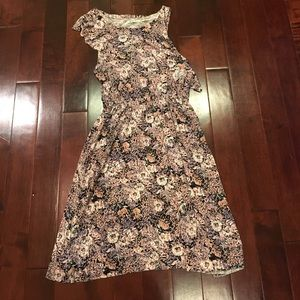 Urban Outfitters kimchi blue floral print dress