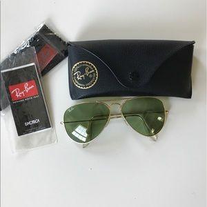 Rayban Aviators Women's Sunglasses