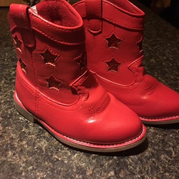 gymboree gymboree glittery boots sz 6