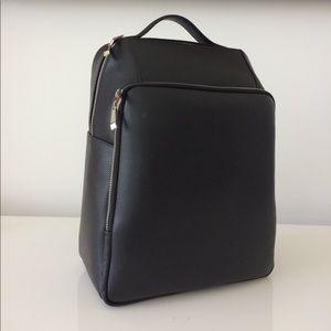 Barneys New York Other - Barneys  NYC Men's Saffiano Backpack-Black NWT
