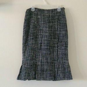 Harold's Dresses & Skirts - Vintage Harold's Peplum Pencil Skirt